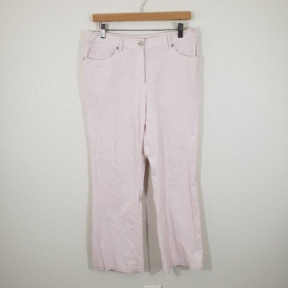 Gianni Bini Pants - Gianni Bini Women's Pink Pants Size 10